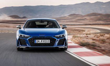 Nuova Audi R8 2019, affilata come un coltello