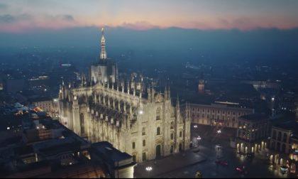 Nuova illuminazione Duomo di Milano: ecco come sarà la cattedrale da oggi VIDEO