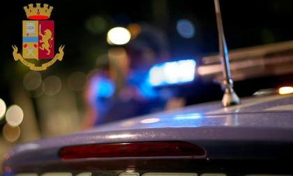 Poliziotto aggredito durante un tentativo di fuga