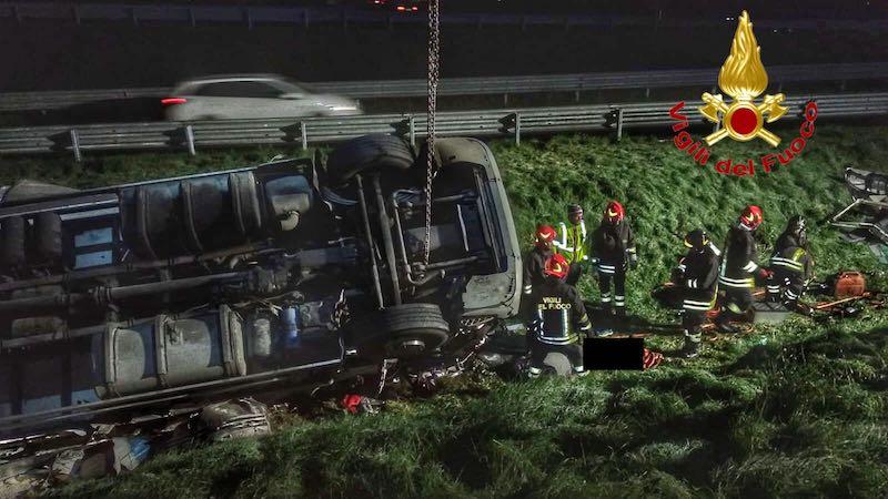 Incidente sulla A4