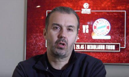 Olimpia sconfitta contro il Bayern, alcune considerazioni dagli spalti