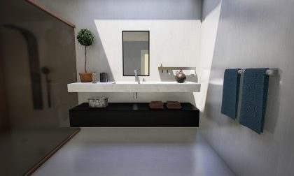 Relax a casa, l'ambiente bagno è fondamentale