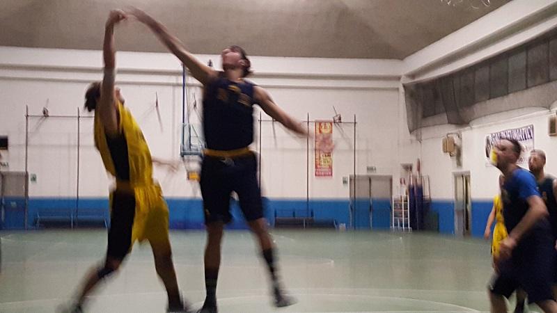 basket prima divisione