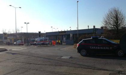Assalto portavalori a Peschiera, strada chiusa per pericolo di esplosivi FOTO