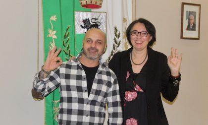 Il sindaco incontra Michele il cannibale di MasteChef e si complimenta per la vittoria