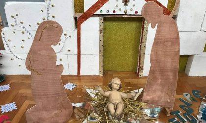 Rubata statua di Gesù dal presepe della Parrocchia di Ognissanti