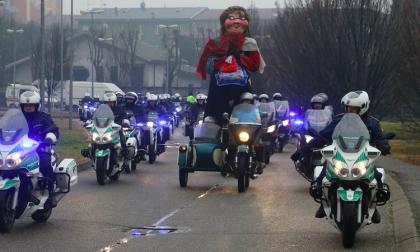 La Befana Benefica Motociclistica torna alla Fondazione Sacra Famiglia
