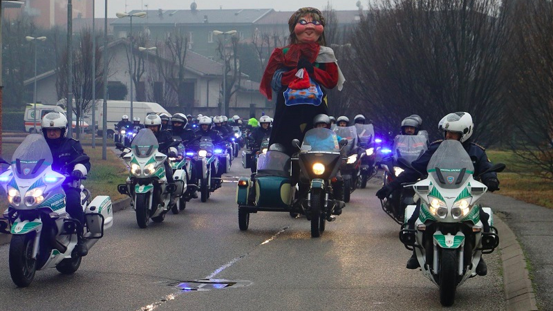 Befana Benefica Motociclistica
