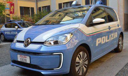 Una Volkswagen E-Up per la Polizia di Milano