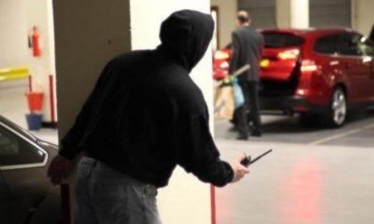 Arrestato ladro seriale di auto: usava chiavi codificate e jammer