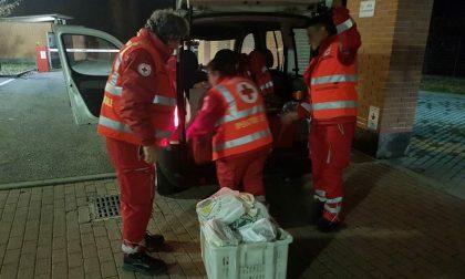 A Opera la Croce Rossa alla guida di una grande comunità solidale