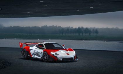 La McLaren P1 GTR celebra il primo Mondiale vinto da Ayrton Senna