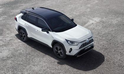 Nuovo Toyota RAV4, al via gli ordini