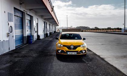 Nuova Renault Megane R.S. Trophy