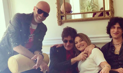 Sanremo Funky giorno 2:  I NEGRITA STANNO BENE