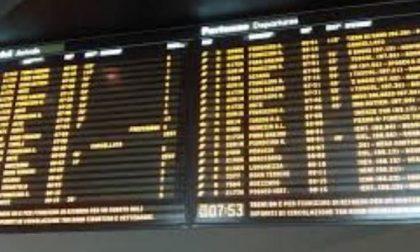 Sciopero treni domani: stop alla circolazione dalle 9 alle 17