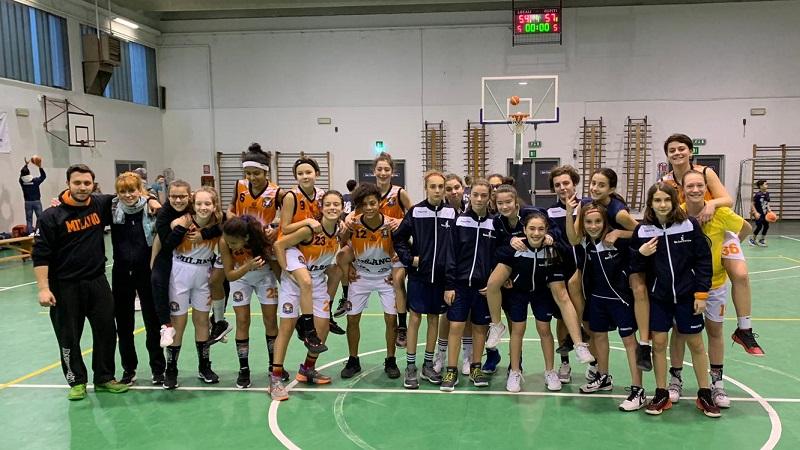 basket femminile U13