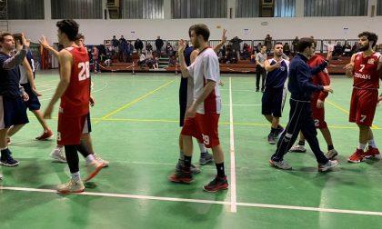 Promo maschile Basket Corsico vs Vismara. Il commento alla partita