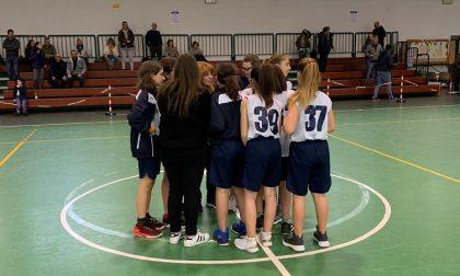 BASKET Femminile U13, Corsico vs GS San Martino