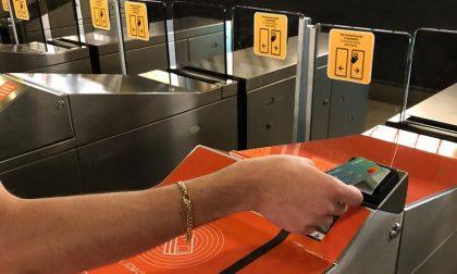Metropolitana contactless a Milano: il biglietto si paga con lo smartphone.