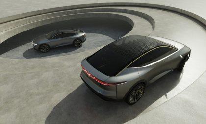 Concept Nissan IMs presentato al Salone di Detroit