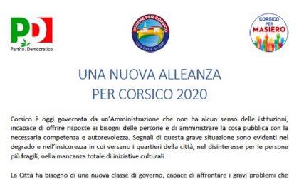 """""""Una nuova alleanza aperta per il bene di Corsico"""""""