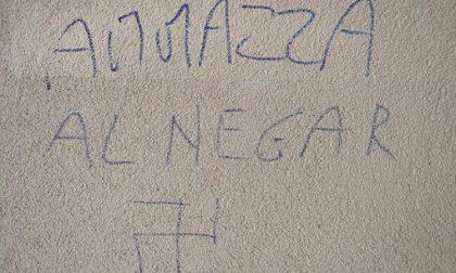 Nuova scritta contro ragazzo senegalese a Melegnano, domani alle 16.00 manifestazione antirazzista