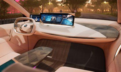 BMW Vision iNEXT, la simulazione al CES di Las Vegas