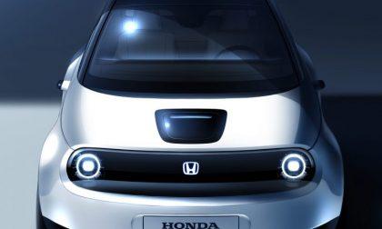 Nuovo prototipo Honda elettrica al Salone di Ginevra
