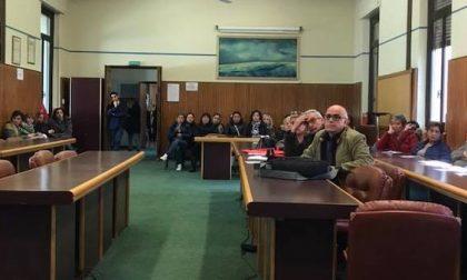 Sciopero Vivenda, il sindaco incontra i lavoratori della mensa
