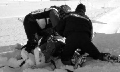 Tragedia sulla neve, muore 35enne milanese a Livigno