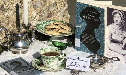 A colazione con Jane Austen in biblioteca