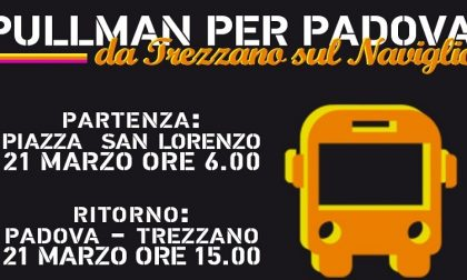 Da Trezzano a Padova per ricordare le vittime di mafia