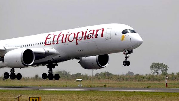 Disastro Ethiopian Airlines