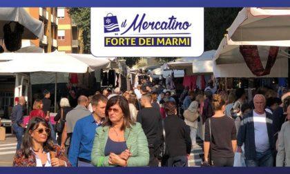 Primavera nel milanese con il Mercatino da Forte dei Marmi