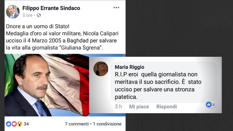 Commento shock
