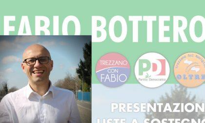 Elezioni: Fabio Bottero sostenuto da Pd, Trezzano con Fabio e Trezzano Oltre