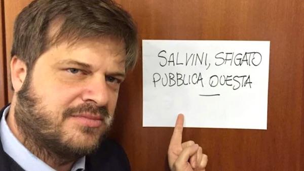 Majorino sfida Salvini