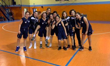 BASKET Femminile U13, Corsico vs Borgo San Giovanni