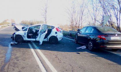 Incidente sulla Val Tidone: tre feriti e traffico in tilt