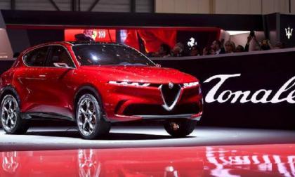 Salone di Ginevra 2019 | Nuova Alfa Romeo Tonale, concept car del suv compatto ibrido plug-in