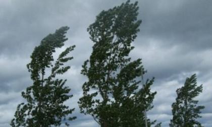 Bollettino Protezione civile: previste ancora raffiche di vento