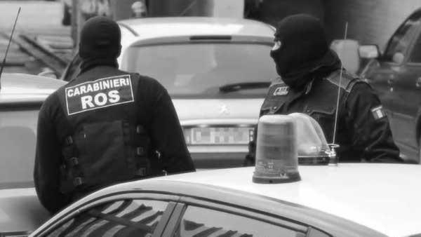 Blitz contro 'ndrangheta