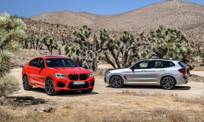 Nuove BMW X3 M e X4 M Competition