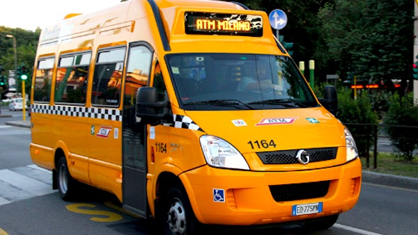 Radiobus a Cesano
