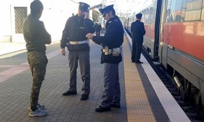 Undici arresti e oltre 4mila controlli per gli agenti della Polfer