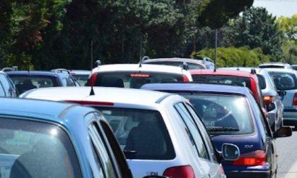 Incidente di un mezzo pesante sulla sp40: code e traffico