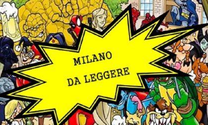 Milano da leggere, un'edizione dedicata al fumetto e alla graphic novel