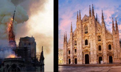 """Incendio Notre Dame, Delpini rassicura i milanesi: """"Nessun rischio per il Duomo"""""""