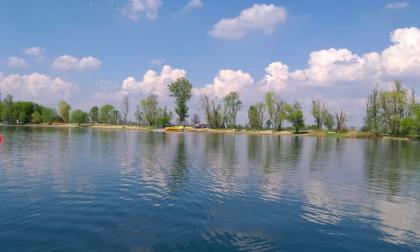 Domenica 14 aprile al lago San Novo c'è lo Sprint Paddle Day